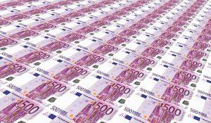 Financiële rampspoed op komst